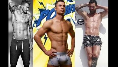 Photo de TOP 10: David Beckham, Ronaldo, Messi…Découvrez ces footballeurs qui font rêver les femmes (photos)