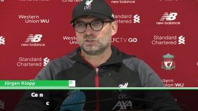 Photo de Liverpool-Bournemouth: Klopp regrette sa célébration sur le but de Sadio Mané