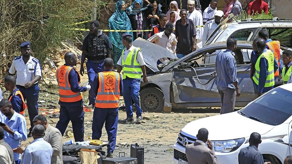 Soudan: Le Premier ministre survit à une tentative d'assassinat (photos)