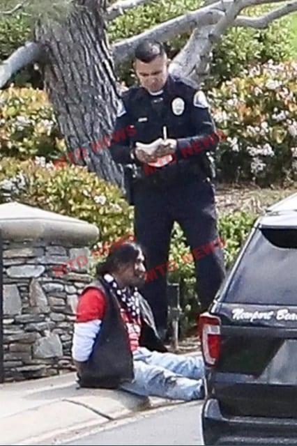 Un homme arrêté pour avoir profané la tombe de Kobe Bryant et Gigi: Photos