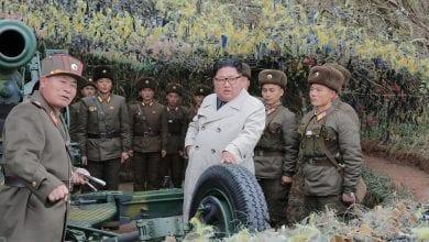Photo de Corée du Nord: le coronavirus «tue 180 soldats», les diplomates fuient le pays