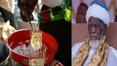 """Photo de Coronavirus: """"l'alcool, qui est « haram » en Islam, peut être pris dans certaines circonstances"""", dixit le grand imam du Ghana"""