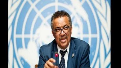 Photo de Coronavirus : l'Afrique devrait se préparer au pire selon le chef de l'OMS