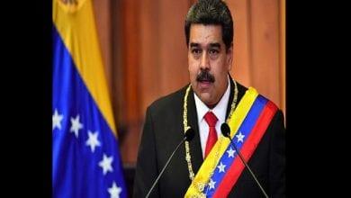 Photo de Venezuela: 15 millions $ pour la tête du président Maduro…Il répond amèrement à Trump!