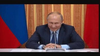 Photo de Russie: Vladimir Poutine signe une loi qui pourrait le maintenir au pouvoir jusqu'en 2036