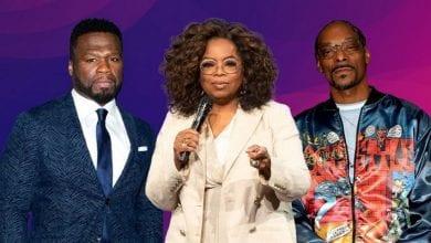 Photo de Oprah Winfrey répond aux moqueries après sa chute brutale sur scène (vidéo)