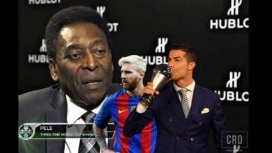 Photo de « Il n'y aura personne d'autre comme moi » : Pelé sur la comparaison entre Ronaldo et Messi