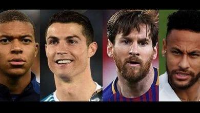 Photo de Salaires des footballeurs : ce que gagne Mbappé par rapport à Messi, Ronaldo et Neymar