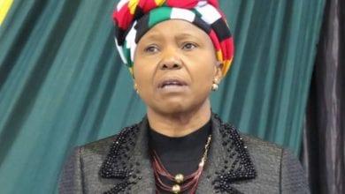 Photo de Le coronavirus est une punition divine pour l'occident selon une ministre zimbabwéenne