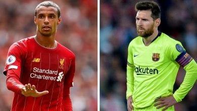 Photo de Liverpool-Barça: Joël Matip raconte une anecdote sur Messi après la victoire des Reds