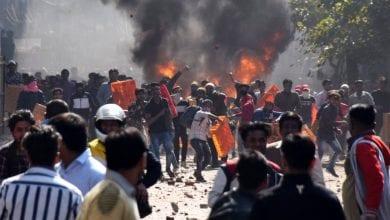Photo de Inde: sanglantes émeutes contre les musulmans minoritaires du pays