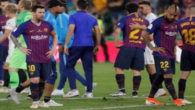 Photo de Barça: le comportement des joueurs exaspère toute l'Espagne