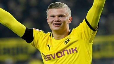 Photo de Dortmund : vers un départ d'Erling Haaland? un grand club européen déjà à l'affût