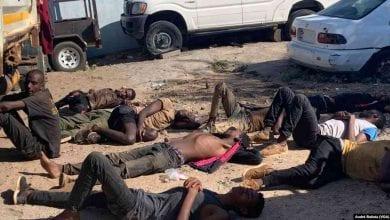Photo de Mozambique: Plus d'une soixantaine de migrants retrouvés morts dans un conteneur