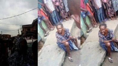 Photo de Bénin : un oiseau se transforme en une femme après sa chute dans un puits