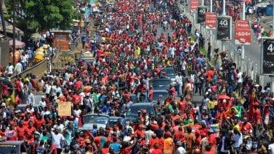 Photo de Guinée: L'opposition ne lâchera pas Alpha Condé d'une semelle