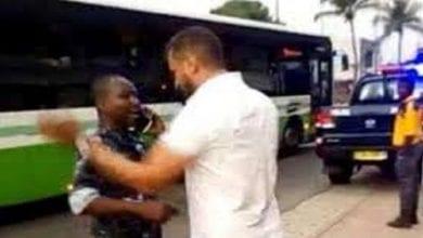 Photo de Affaire un Tunisien gifle un policier ivoirien: le verdict est enfin tombé pour  l'agresseur