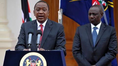 president kenya