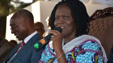 Photo de Ouattara renonce à un 3e mandat: Simone Gbagbo lui envoie un message à double sens