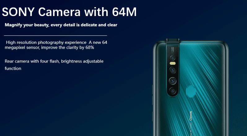 TECNO Mobile apporte en Afrique le premier appareil photo 64 MP pour smartphone doté d'une lentille du constructeur Sony