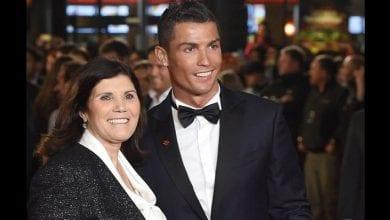 Photo de La mère de Ronaldo atteinte d'une grave maladie, hospitalisée en urgence