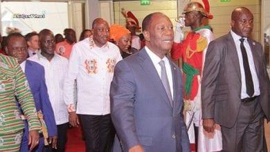 Photo de Ouattara opposé à un 3e mandat: le président donnera ses raisons devant le RHDP
