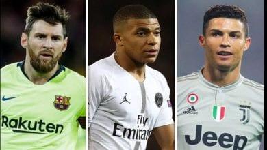 Photo de « Messi et Ronaldo sont deux monstres, mais je préfère Mbappé »