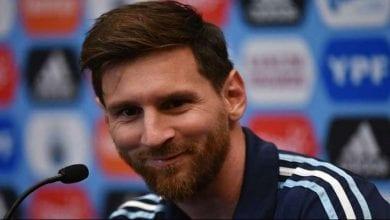 Photo de « Je ne pensais pas marquer un tel but », Messi évoque son but préféré