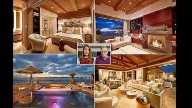 Photo de Bill et Melinda Gates s'offrent une villa pour 40 millions d'euros (photos)