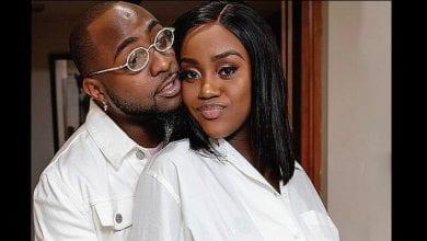 Photo de Coronavirus : Davido donne les dernières nouvelles sur l'état de santé de sa fiancée