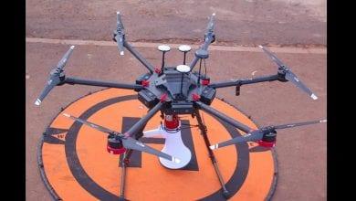 Photo de COVID-19 : le Rwanda déploie des drones pour des campagnes de sensibilisation (vidéo)