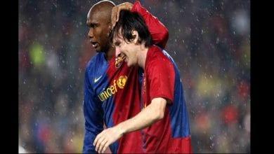 """Photo de Samuel Eto'o sur Messi: """"Il sera très difficile, voire impossible, de dépasser son héritage…"""""""