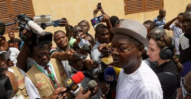 Agbéyomé Kodjo- opposant togolais