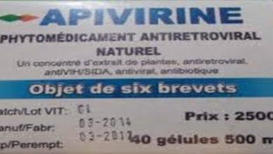 Photo de Burkina Faso: Voici pourquoi l'Apivirine est interdit dans le traitement du Covid-19