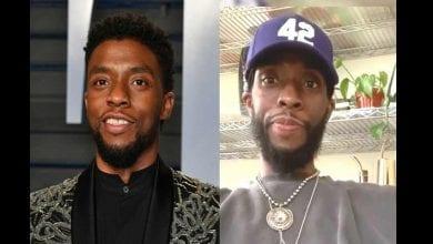 Photo de Chadwick Boseman : la star de Black Panther très méconnaissable, ses fans s'inquiètent (vidéo)