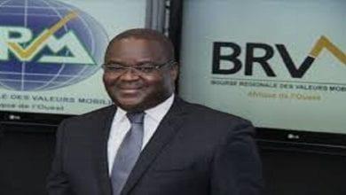 Photo de Bourse/ASEA: Edoh Kossi, Directeur Général de la BRVM, prend les rênes