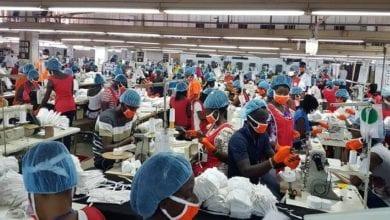Photo de Coronavirus: Le Ghana commence sa propre production d'équipements de protection