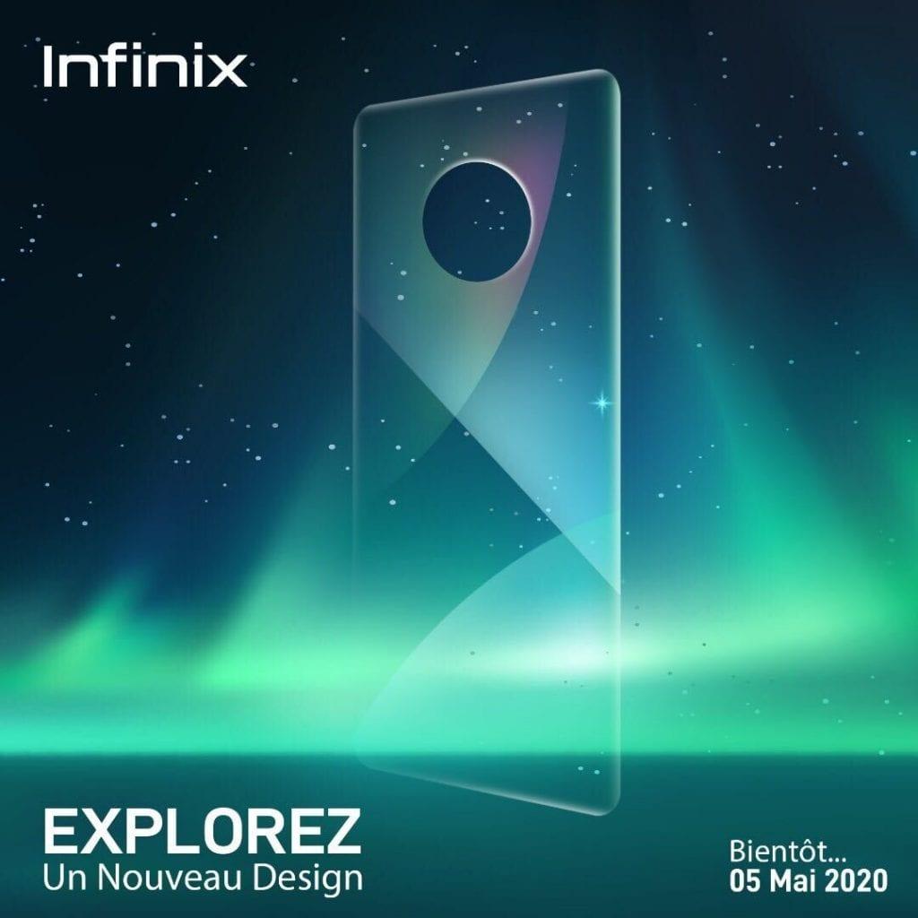 Technologie : Infinix serait-il sur le point de lancer son nouveau Note ?