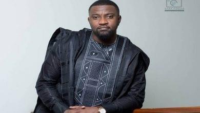 Photo de L'acteur ghanéen John Dumelo explique pourquoi il fait la politique