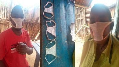 Photo de Coronavirus: des kényans portent des dessous de femmes comme masque de protection après une arnaque
