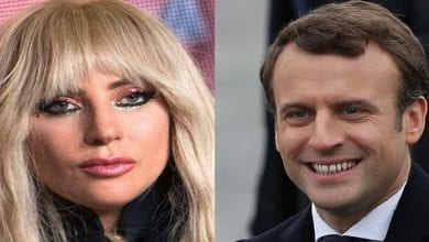 Photo de Coronavirus : Lady Gaga adresse un message à Macron