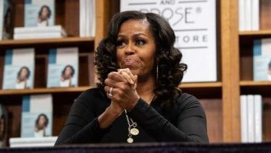 Photo de Michelle Obama la future vice-présidente ? Elle répond.