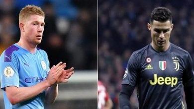 Photo de Kevin De Bruyne aimerait jouer avec Ronaldo: le Belge révèle pourquoi
