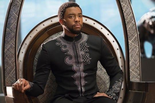 Chadwick Boseman : la star de Black Panther très méconnaissable, ses fans s'inquiètent (vidéo)