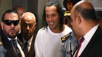 Photo de Ronaldinho et son frère libérés de prison au Paraguay, mais…