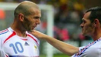 """Photo de Willy Sagnol:"""" je n'ai pas parlé à Zidane pendant 2 ans"""""""