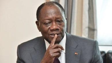 Photo de Ouattara serré jusqu'au cou: une autre tête de son clan pourrait tomber