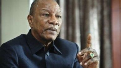 Photo de Guinée : Alpha Condé promulgue sa nouvelle Constitution