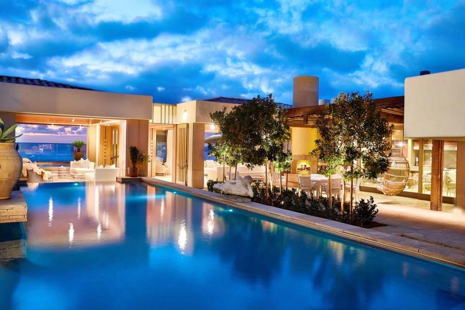 Bill et Melinda Gates s'offrent une villa pour 40 millions d'euros (photos)