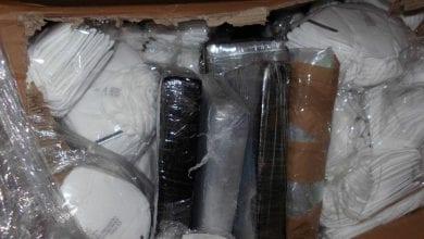 Photo de Coronavirus : de la cocaïne retrouvée dans une cargaison de masques
